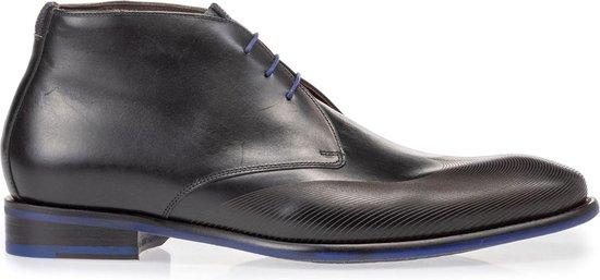 Floris van Bommel Mannen Boots -  20376 - Zwart - Maat 43