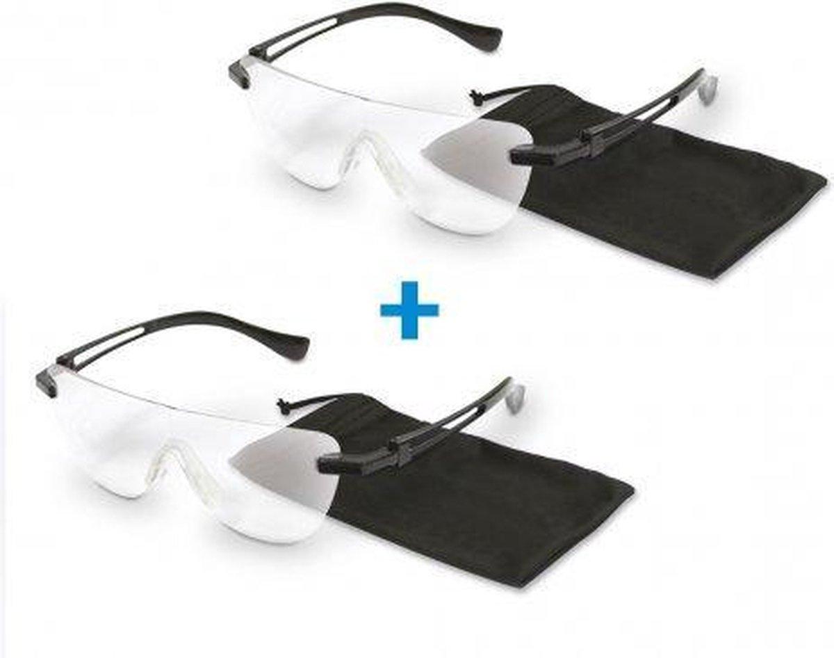 Zoom Vision | Lees en vergrotings bril kopen