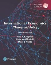 Afbeelding van International Economics: Theory and Policy, Global Edition