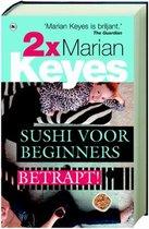 2X Marian Keyes / Sushi Voor Beginners - Betrapt