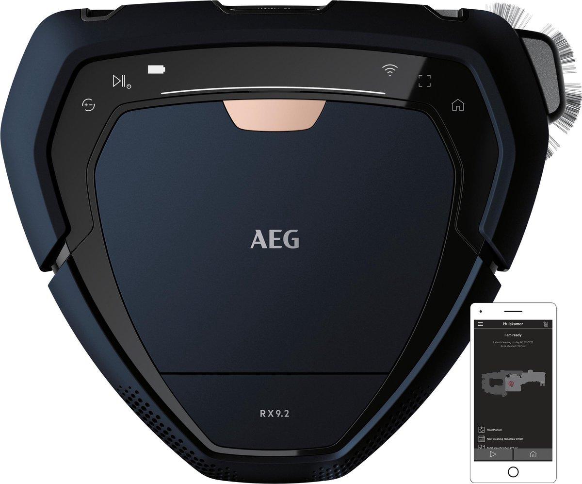 AEG RX9-2-4STN - Robotstofzuiger