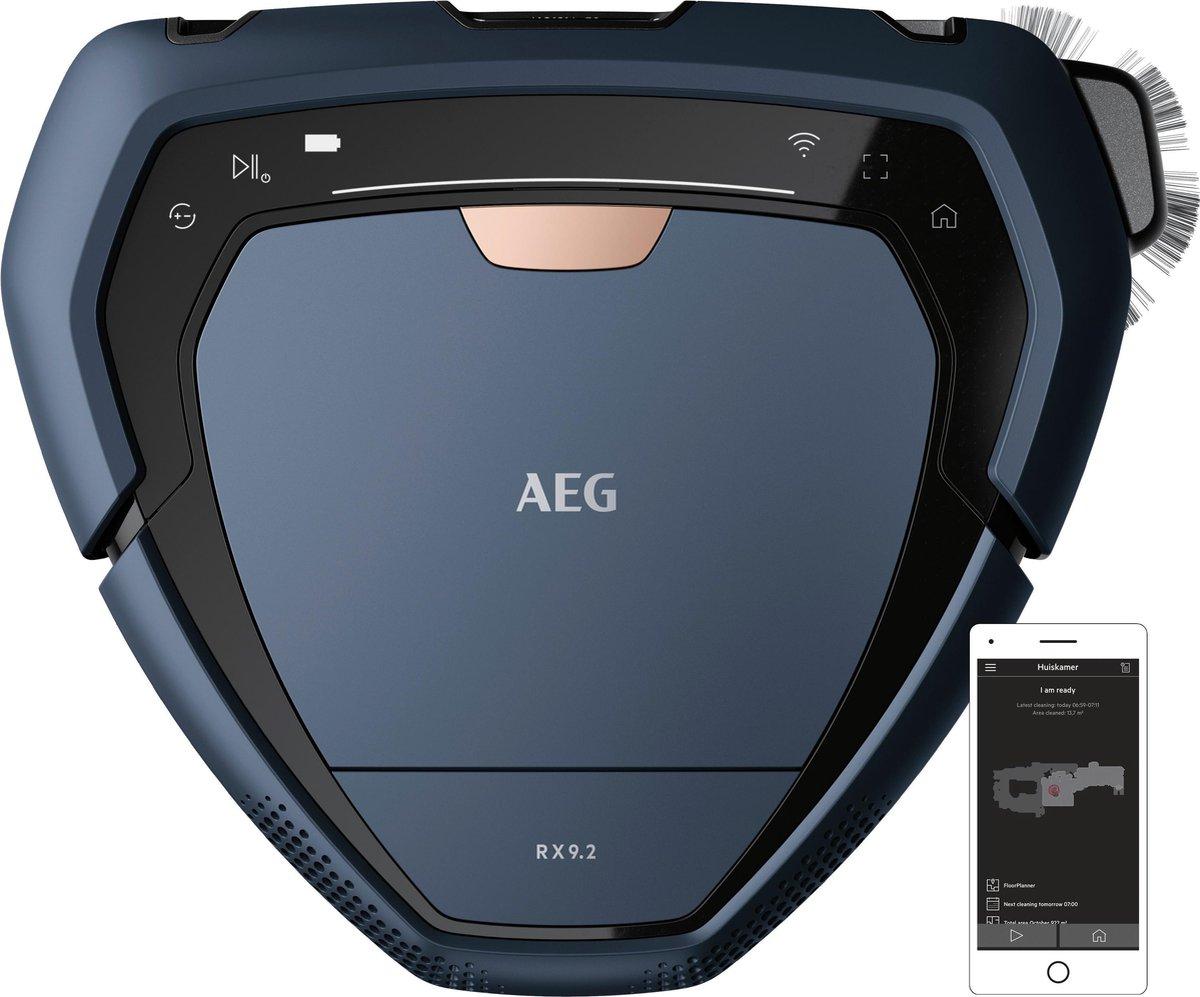 AEG RX9-2-6IBM - Robotstofzuiger