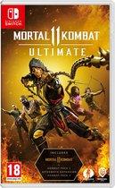 Mortal Kombat 11 Ultimate - Switch (code in box)