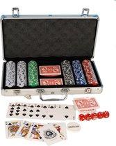 Poker Set Aluminium Koffer