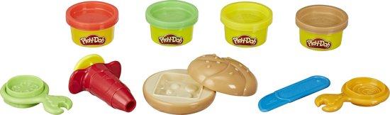 Play-Doh Burger Bash - Klei Speelset