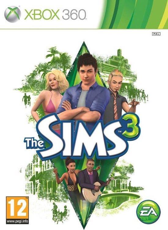 Sims 3 - Xbox 360