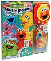 Sesame Street Music Player Storybook