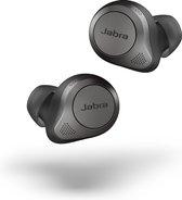 Jabra Elite 85t - Volledig draadloze in-ear oordopjes met Noise Cancelling - Titanium Zwart