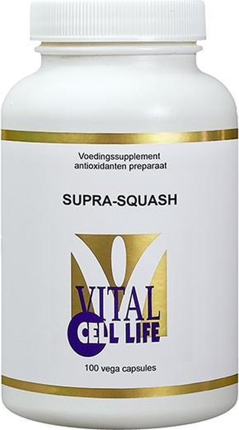 Vital Cell Life Supra-Squash Capsules 100 st