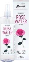 Zoya goes pretty - Bulgarian rose water organic - 400ml
