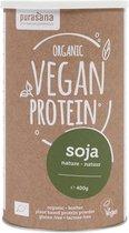 Vegan Protein Soja - Natuurlijk (400 Gram) - Purasana