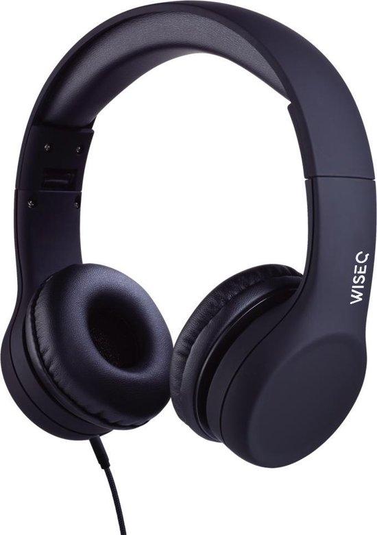 WISEQ Junior – Bedrade Koptelefoon Kind - Flexibel en Duurzaam