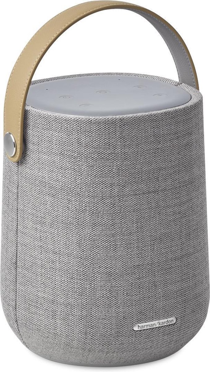 Harman Kardon Citation 200 Portable Grijs - Portable Smart Speaker