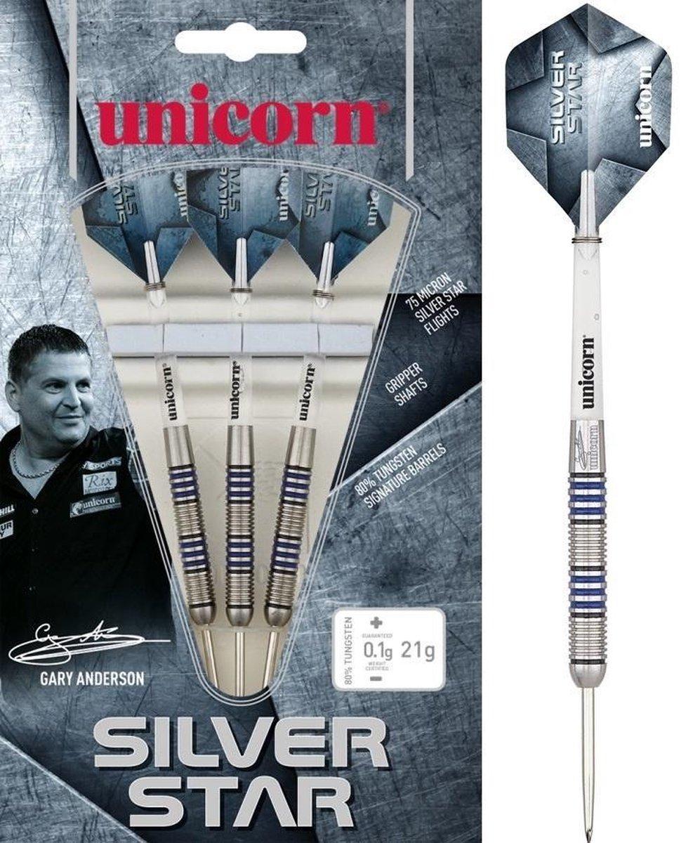 Unicorn Silverstar Gary Anderson P4 80% - 21 Gram