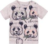 Dirkje E-PANDA Baby Jongens T-Shirt - Maat 80