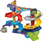 VTechToet Toet Auto's Tornado Stuntpark - Educatief Babyspeelgoed