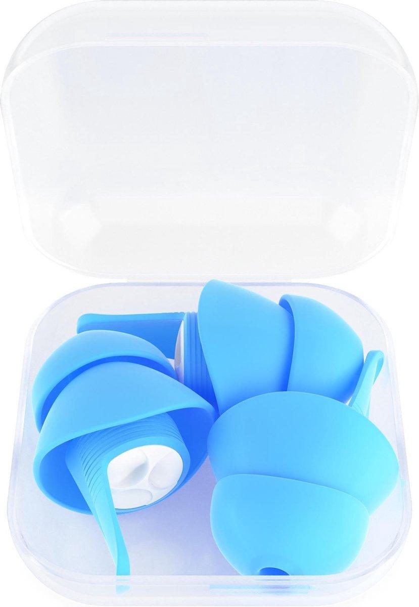 EarPeace Oordopjes Slapen Small – Betrouwbare en Herbruikbare Oordoppen – Tegen Geluidsoverlast tijd
