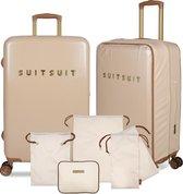SUITSUIT Fab Seventies Reisset - 66 cm - Warm Sand