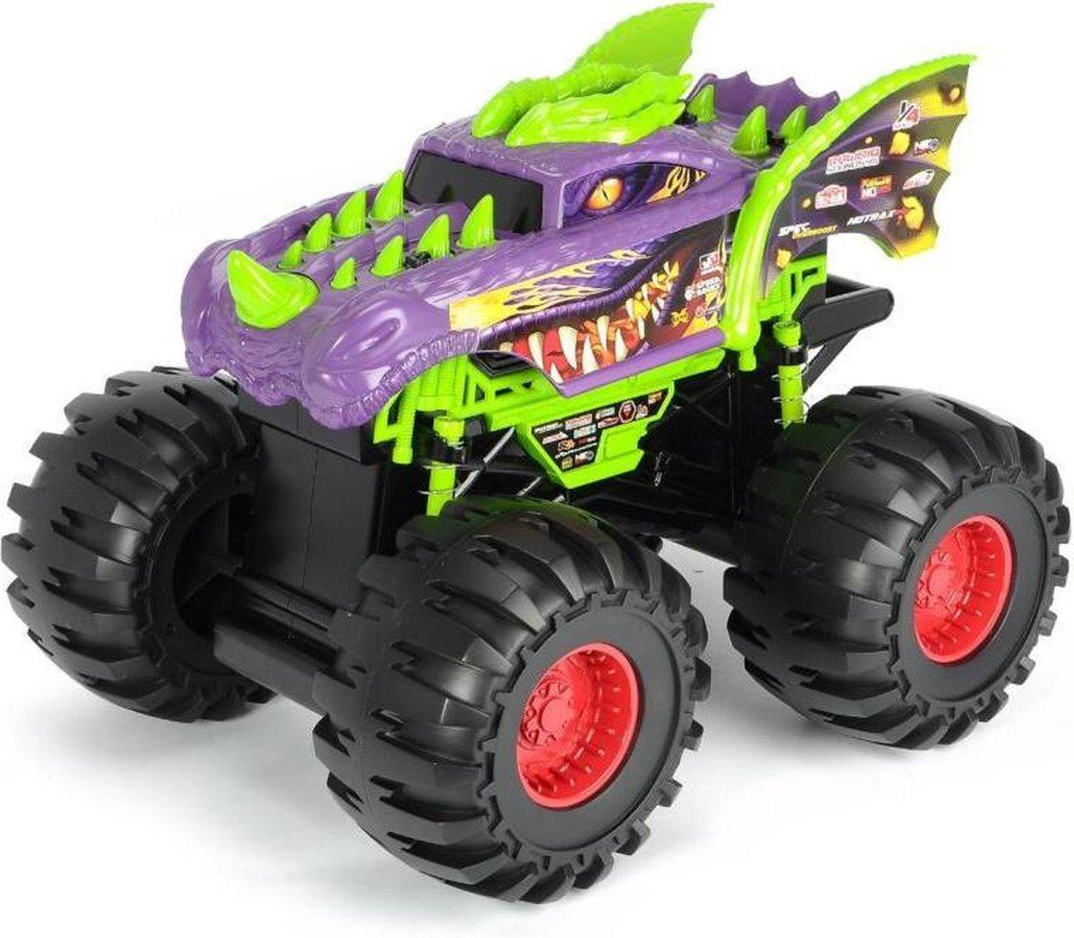 Auto Monster Truck Draak 38.5cm