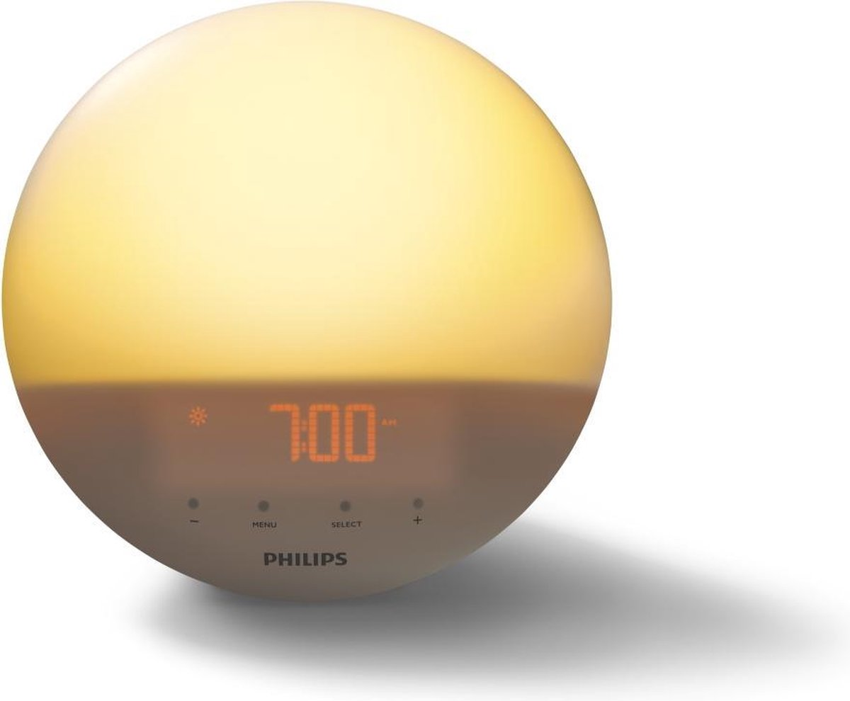 Philips HF3519/01 - Wake-up light - Wit