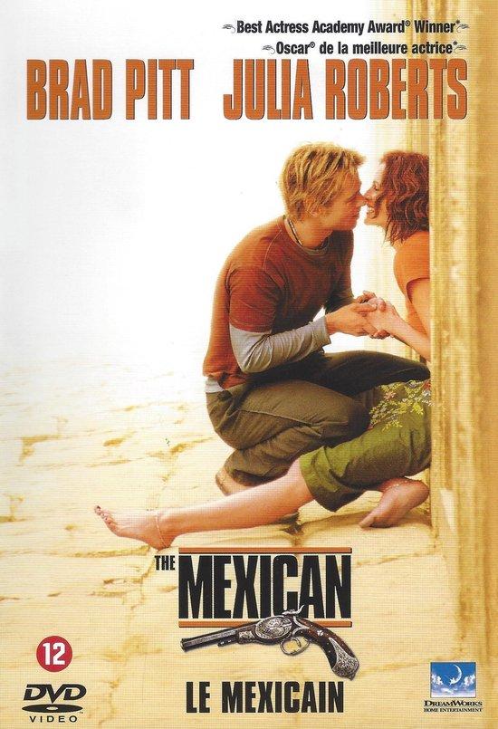 Cover van de film 'Mexican'