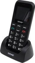 Mobiele Seniorentelefoon – Simlockvrije Prepaid Mobiel Voor Ouderen – Persoonlijk Alarm SOS knop