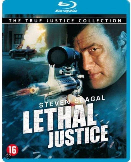 Cover van de film 'True Justice - Lethal Justice'