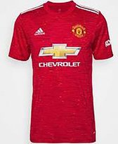 manchester United Home Shirt - Maat XS