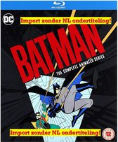 Batman: The Complete Animated Series (Blu-ray) (Deluxe Limited Edition) (Import)
