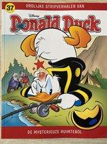 Vrolijke stripverhalen van Donald Duck deel 37 de mysterieuze ruimtebol