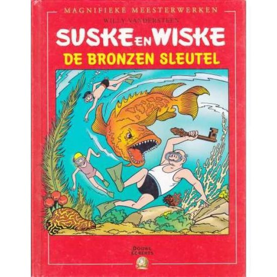 Suske en Wiske De bronzen sleutel