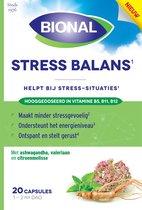 Bional Stress Balans  - 20 capsules - Voedingssupplement