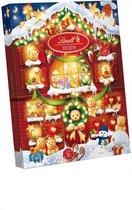 Lindt Adventskalender chocolade 2021 Teddy - Kerst - Feestdagen