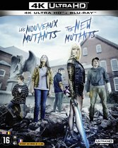The New Mutants (4K Ultra HD Blu-ray) (Import zonder NL)
