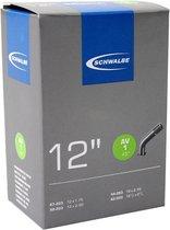 Schwalbe AV1 - Binnenband - 47/62-203 - 12 1/2 x 2 1/4 / 1.75 inch - Auto Ventiel Schuin - 40 mm