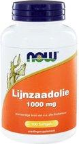VitOrtho Now Lijnzaadolie 1000 mg tabletten 100 st