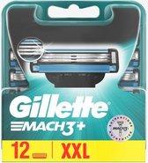 Gillette Mach3 12 cnt