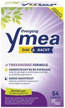 Ymea Overgang Dag & Nacht - 64 capsules -  overgang producten - Voedingssupplement