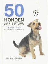 50 hondenspelletjes