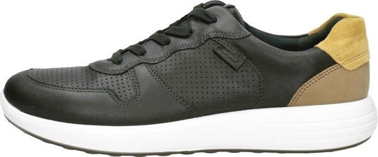 Ecco Soft 7 Runner sneakers groen - Maat 43
