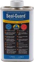 Seal-Guard impregneermiddel voor porcellanato en steen 1 Liter | Superieur impregneermiddel met een lichte geur dat bescherming biedt tegen vlekken op olie- en waterbasis voor alle soorten tegel- en metselwerk | Geschikt voor binnen en buiten