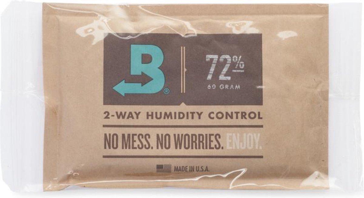 Boveda Humidizak 72% - 60 Gram