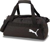 PUMA teamGOAL 23 Teambag S Sporttas Unisex - Maat OSFA - Wit | Zwart