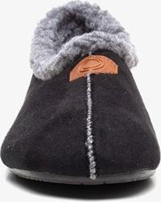 Thu!s dames pantoffels Zwart Maat 38