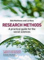 Boek cover Research Methods van Bob Matthews