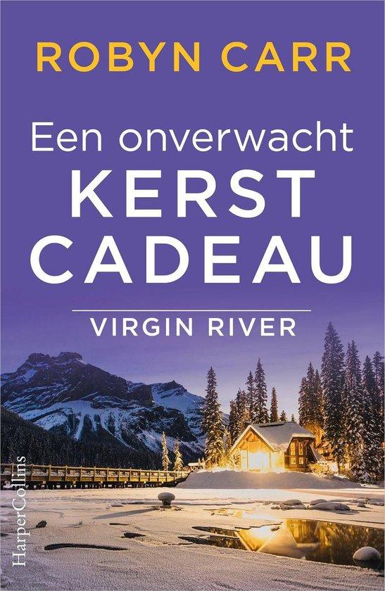 Boek cover Een onverwacht kerstcadeau van Robyn Carr (Binding Unknown)
