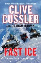 Omslag Fast Ice