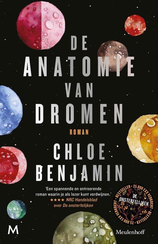 Boek cover De anatomie van dromen van Chloe Benjamin (Hardcover)