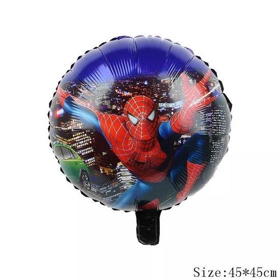 ballon spiderman, folieballon 40cm