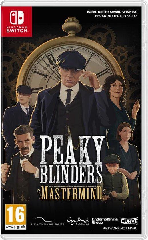 Peaky Blinders Mastermind - Switch